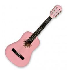 Guitarra para niño Pink