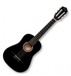Guitarra para niño Black