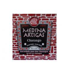 Cuerdas Charango Medina Artigas