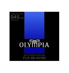 Cuerdas bajo eléctrico Olympia 45/100
