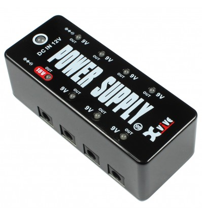 Múltiple fuente de poder para pedales  V19 Micro Power