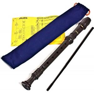 Flauta dulce soprano Aulos...