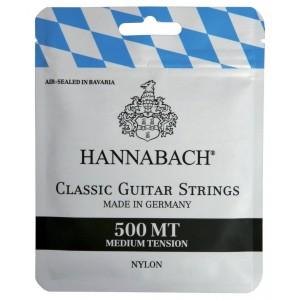 Cuerdas guitarra Hannabach...