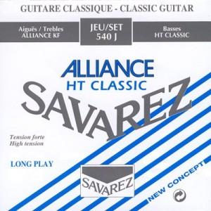 Cuerdas de guitarra Savarez...
