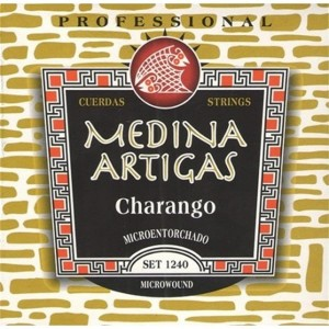 Cuerdas Charango Medina...