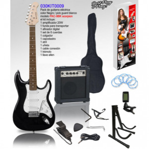 Pack guitarra electrica...