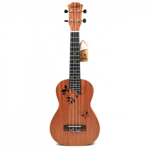 Ukelele concierto Music flor
