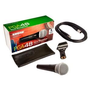 Micrófono Shure PGA48