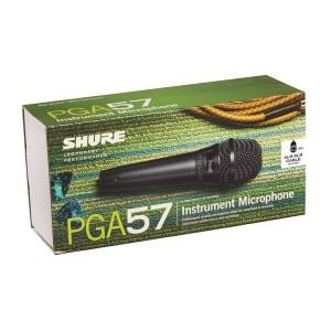 Micrófono Shure PGA57
