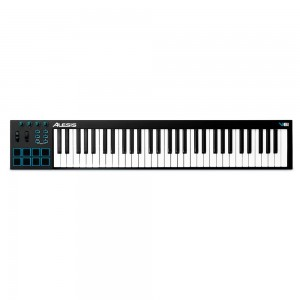 Controlador MIDI USB Alesi V61