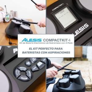 Bateria electrónica Alesis...