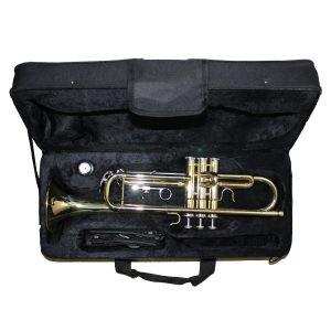 Trompeta allegro Gold