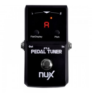Pedal afinador styrombox NUX