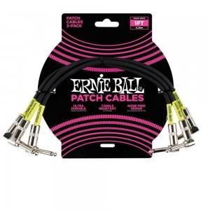 Pack 3 Cable Ernie Ball...