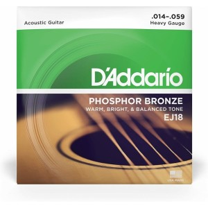 Cuerdas Daddario Phosforo...
