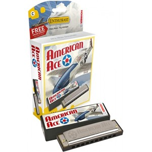 Armonica hohner America Ace...