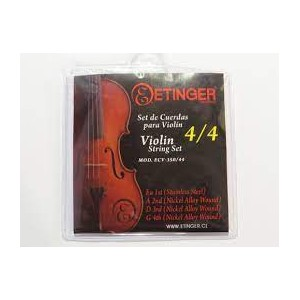 Cuerdas violin 4/4 Etinger