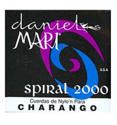Cuerdas Charango Daniel Mari