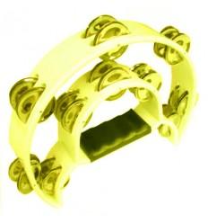 Pandero TR4 RMX amarillo