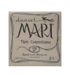 Cuerdas para Tiple Daniel Mari