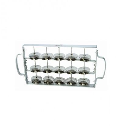 Chocalho Aluminio