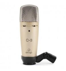 Micrófono de condensador Behringer C3