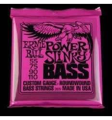 Cuerdas bajo eléctrico Ernie Ball 55/110