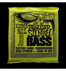 Cuerdas bajo eléctrico Ernie Ball 50/105