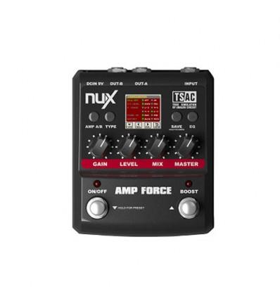Pedalera Amp Force Nux