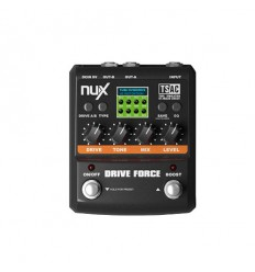 Pedalera Drive Force Nux