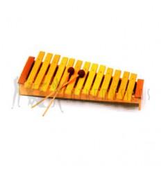 Xilófono marimba de 13 notas